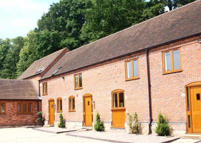 Barn Conversion to Holiday Lets, Rudge Hall, Pattingham, Shropshire