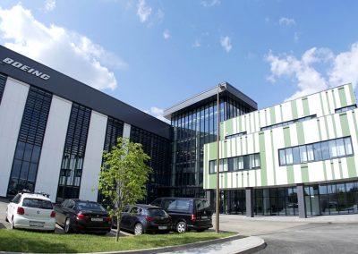 Aviation Training & Research Centre, Skolkovo, Russia