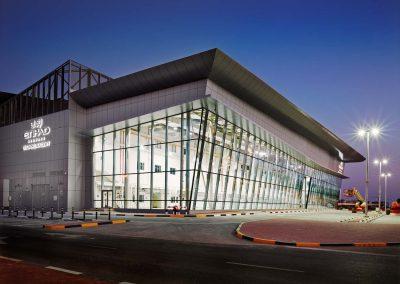 6 Bay Flight Training Centre Extension, Abu Dhabi, UAE