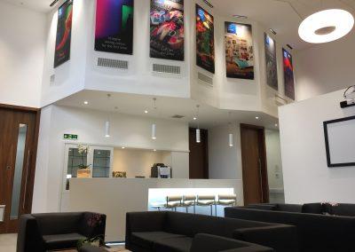 Executive Customer Briefing Centre, Telford, Shropshire