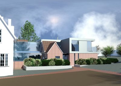 Luxury Conversion & Extension of a Grade II Home, Four Oaks, Sutton Coldfield