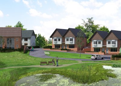 Affordable Homes for Local Tenants, Hampton in Arden, Solihull